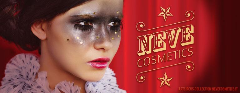 ArtCircus, la nuova collezione Neve Cosmetics.