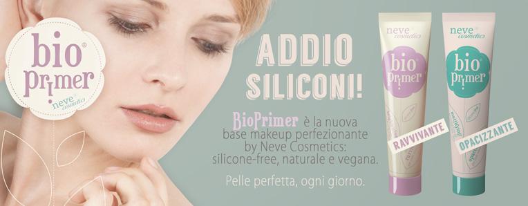 Addio siliconi! Neve Cosmetics BioPrimer